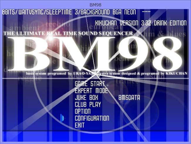bm98画面